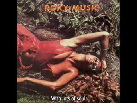 Roxy Music - Mother Of Pearl with Lyrics