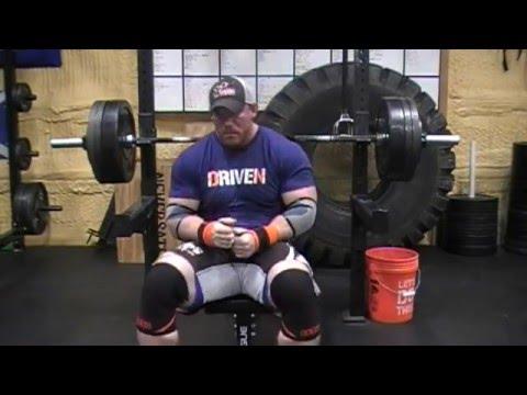 455lb Close Grip Bench Press Pr Amp 640 Zercher Yoke Pr