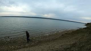 Егорлыкское водохранилище ранняя весна