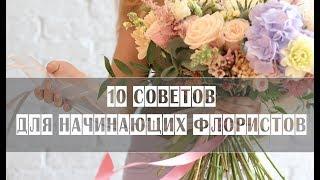 10 советов для начинающих флористов