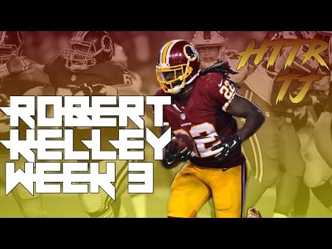 Robert Kelley Preseason Week 3 Highlights ᴴᴰ || Washington Redskins
