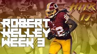 Robert Kelley Preseason Week 3 Highlights ᴴᴰ || Washington Redskins