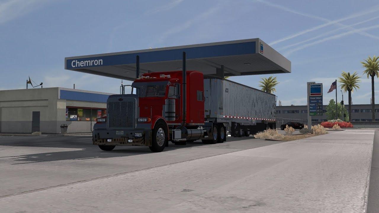 American Truck Simulator Cat 3406E 2 0 Release