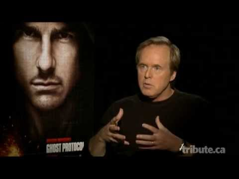 Brad Bird - Mission: Impossible - Ghost Protocol Interview With Tribute