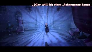 【Reshira】Die Eiskönigin - Klar will ich einen Schneemann bauen『German』