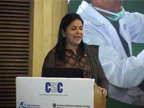 'CSCs: Delivering Healthcare To Rural India' - Inaugural Session part-3