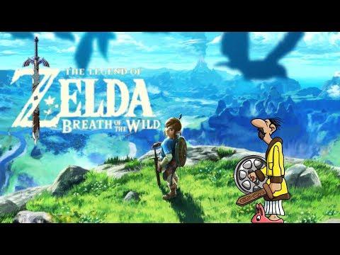 Zelda: Breath Of The Wild já roda em 4K no emulador