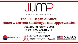 Japan-US Military Program (JUMP) with the Japan-America Society of Hawaii