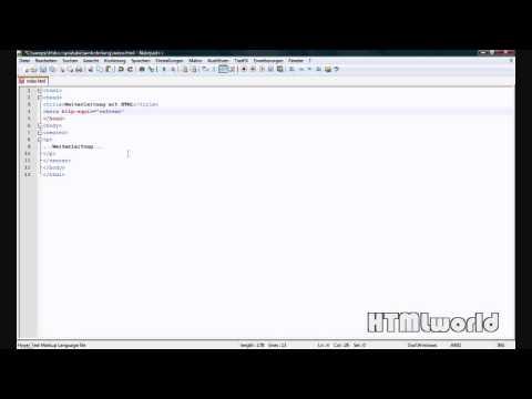 HTML Tutorial: Automatische Weiterleitung Erstellen Mit HTML   Deutsch