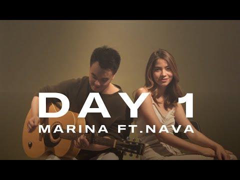Day 1 ◑ Cover X Marina ft.Nava