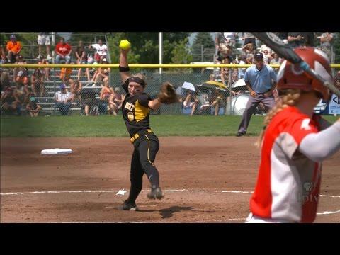 (4A) 2015 IGHSAU Iowa Farm Bureau Girls State Softball Championship