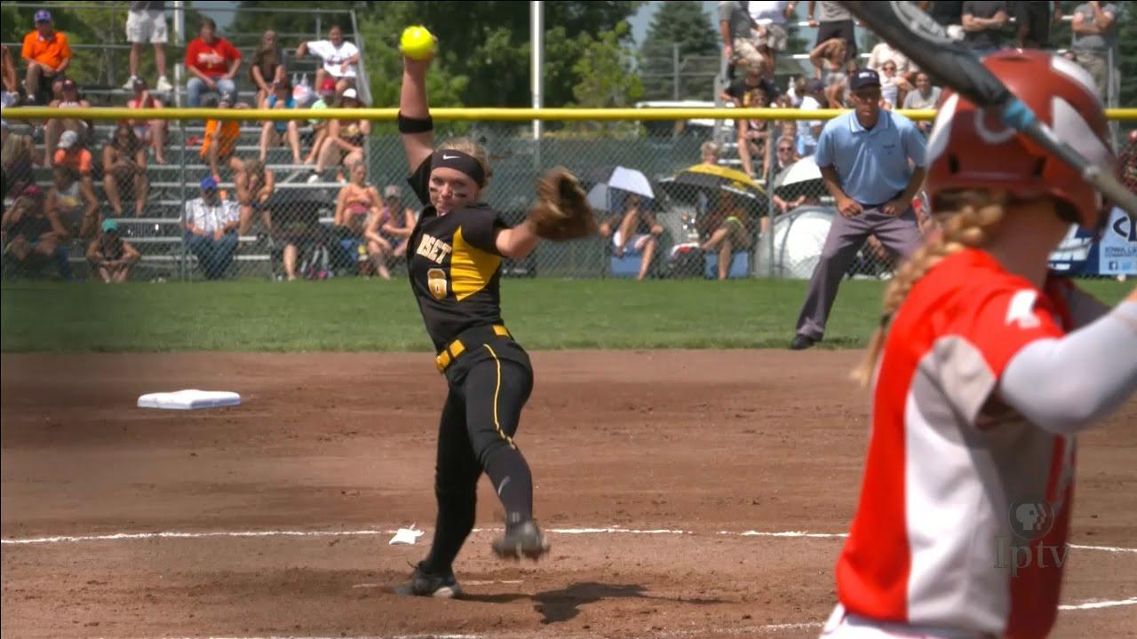 (4A) 2015 IGHSAU Iowa Farm Bureau Girls State Softball ...