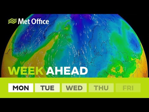 Week ahead - Arctic winds return bringing a cold week