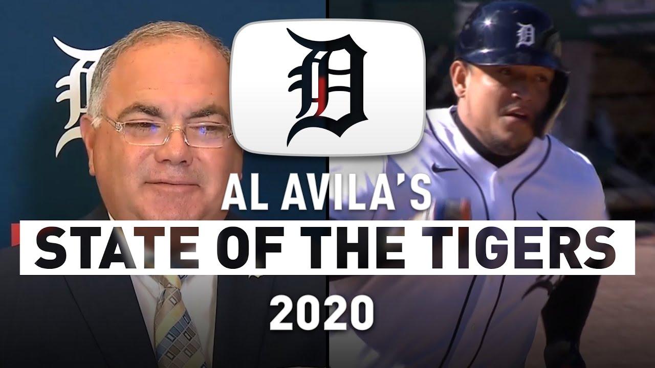 Al Avila's State of the Tigers 2020