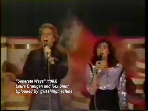 Laura Branigan and Rex Smith