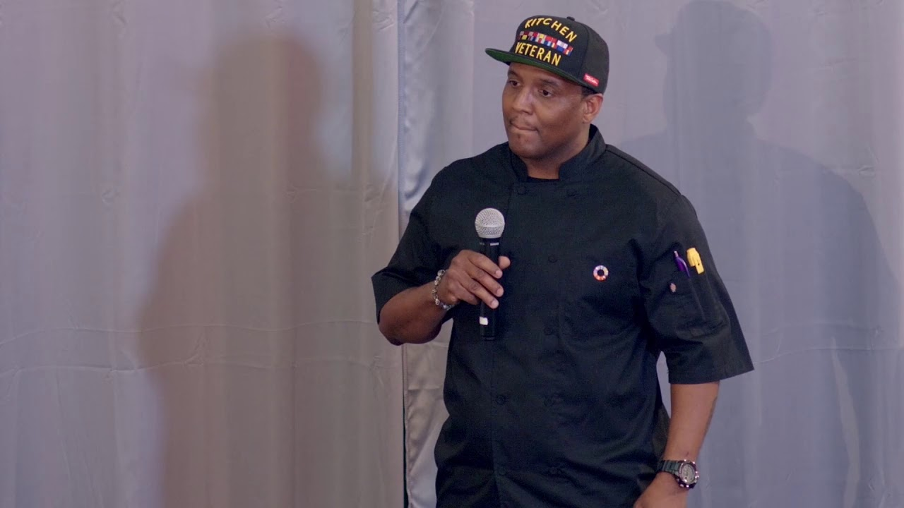 Ron Reaves at Street Pitch 2018