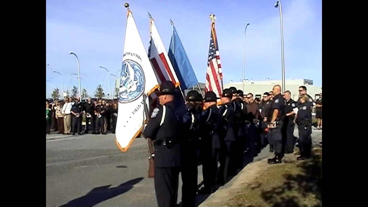 9-11 Remembrance at Champlain Port  9-11-12