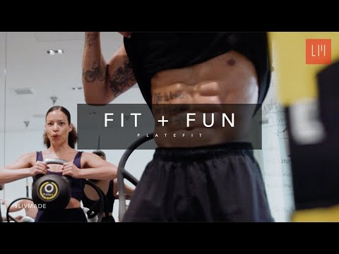 PLATEFIT FIT + FUN _ || #LIVMADE