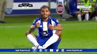 FC Porto-Desportivo Chaves, 5-0 (resumo)