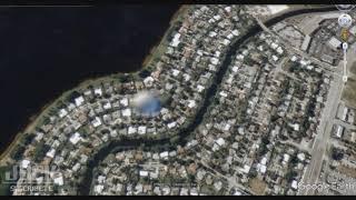 google maps censura la imagen de un ovni Free HD Video