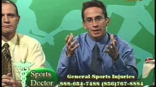 09/25/2003 Sports Doctor with Dave Anselmo on General Sports Injuries
