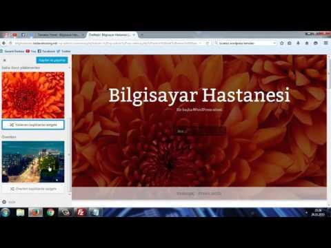Web Sitesi Yapma - Bedava Domain - FileZilla Kurulumu - Wordpress Kurulumu - FTP Kullanma -3