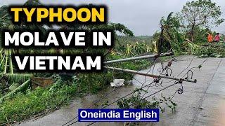 Typhoon Molave in Vietnem: 1.3 million people evacuated   Oneindia News