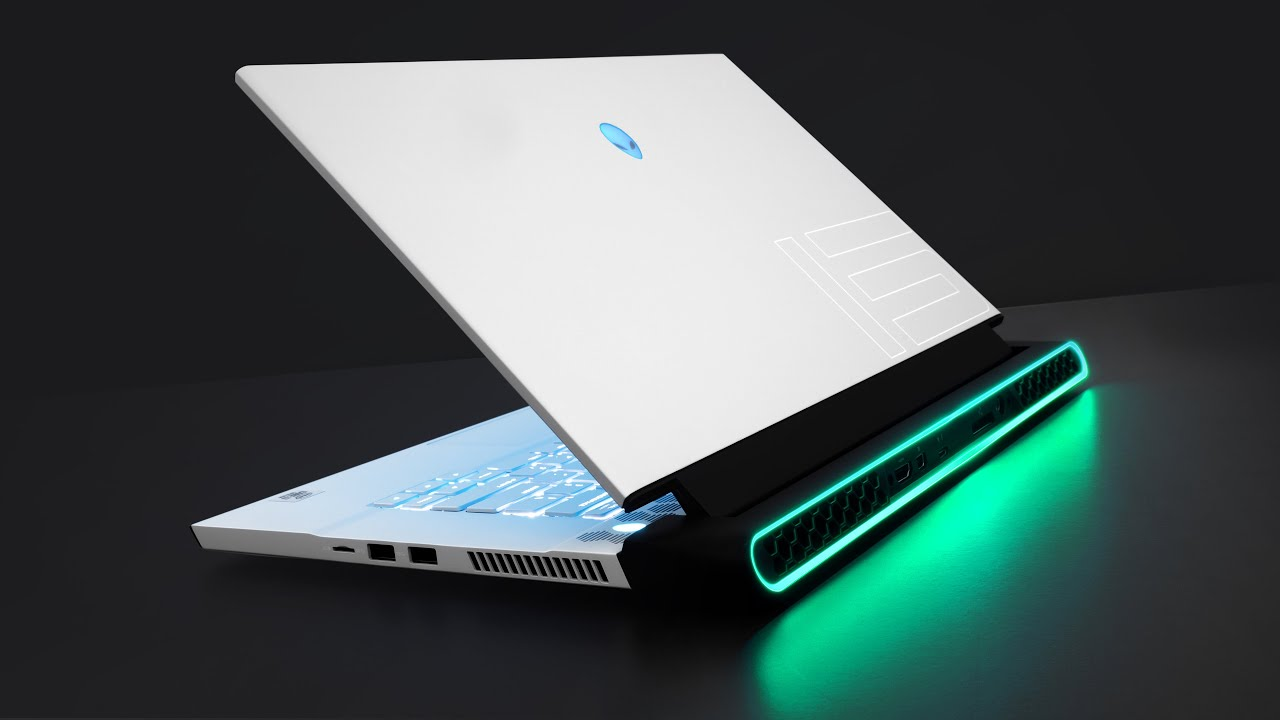 The NEW Alienware Gaming Laptop