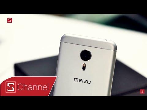 Schannel - Mở hộp Meizu Pro 5: Quái vật cấu hình thực sự của năm 2015!