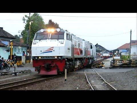 Solo Balapan Episode 1 : KA Argo Wilis, Prameks Batik, KLB Bisnis dan Double Traksi KA Sancaka Sore