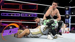 Gran Metalik vs. TJP: WWE 205 Live: Nov. 21, 2018