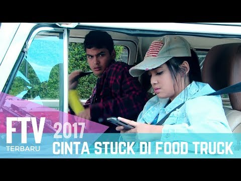 FTV Syifa Hadju & Ridwan Ghany | Cinta Stuck Di Food Truck