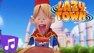 Fortune Teller Music Video | LazyTown