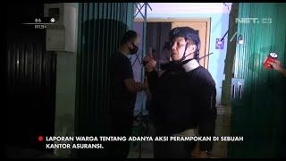 Kantor Asurasi Dibobol Maling, Brankas pun Melayang - 86