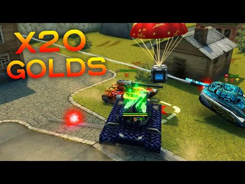 Tanki Online - May Days 2020 GoldBox Montage #2