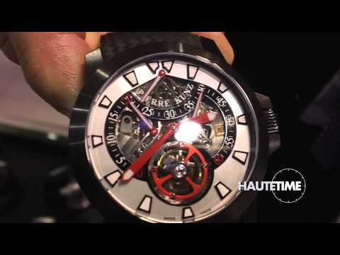Hautetime.com Sits Down with Pierre Kunz at WPHH in Monaco