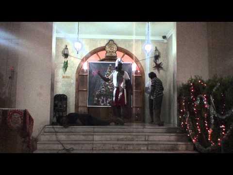 Christmas Drama MA BALAWATH KARANA SAMIDANAN HATA SIYALLA KALA HAKIWE - 2013 DOHA-QATAR