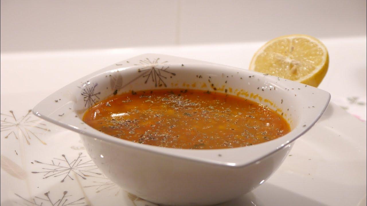 Sütlü Sarı Mercimek Çorbası Videosu