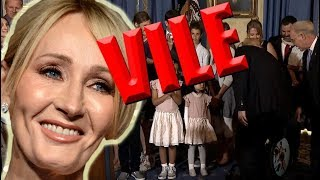 JK Rowling is a Vile Piece of Sh*t thumbnail