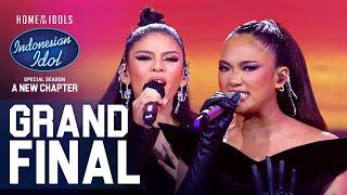 RIMAR X MARION JOLA - PANAH ASMARA (Chrisye) - GRAND FINAL - Indonesian Idol 2021