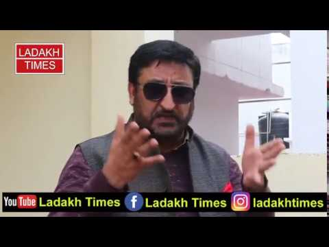 Chairman Legislative Council revealed truth of National Conference   Ladakh Times