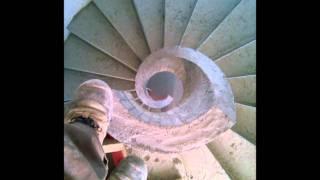 scala a chiocciola di marchino