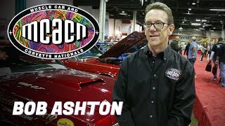 Muscle Car & Corvette Nationals 2019 with Bob Ashton | Muscle Car of the Week Episode #333