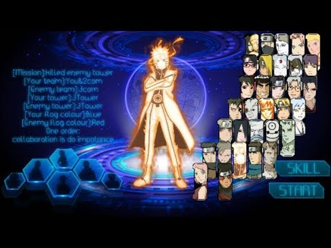 Naruto Senki Forget Time V2 | Mod 2019 | For Android Apk | Offline