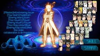 Gambar cover Naruto Senki Forget Time V2 | Mod 2019 | For Android Apk | Offline