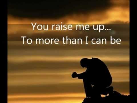 Westlife  You Raise Me Up Lyrics HD