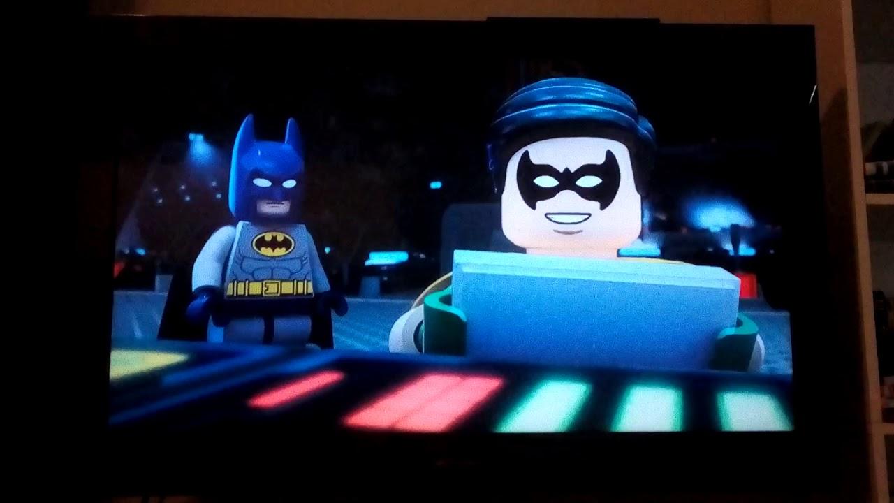 LEGO DC Batman Family Matters - Scene 16: Red Hood Reveals ...