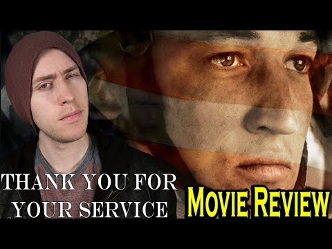 THANK YOU FOR YOUR SERVICE-Movie Review