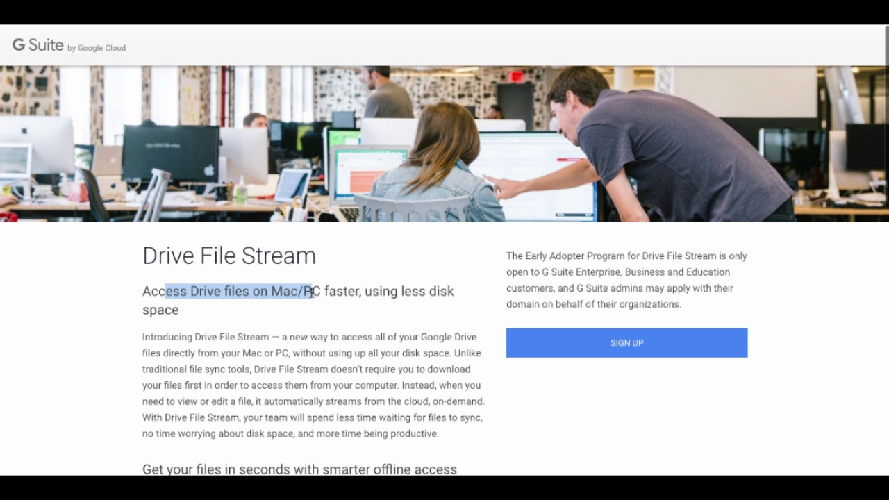 Introducing Box Drive: On-demand File Streaming