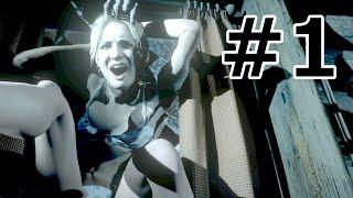 ホラーゲーム - 美女も下着姿で叫びだすUntil Dawn ~全員生存~ 実況プレイ - Part1 thumbnail